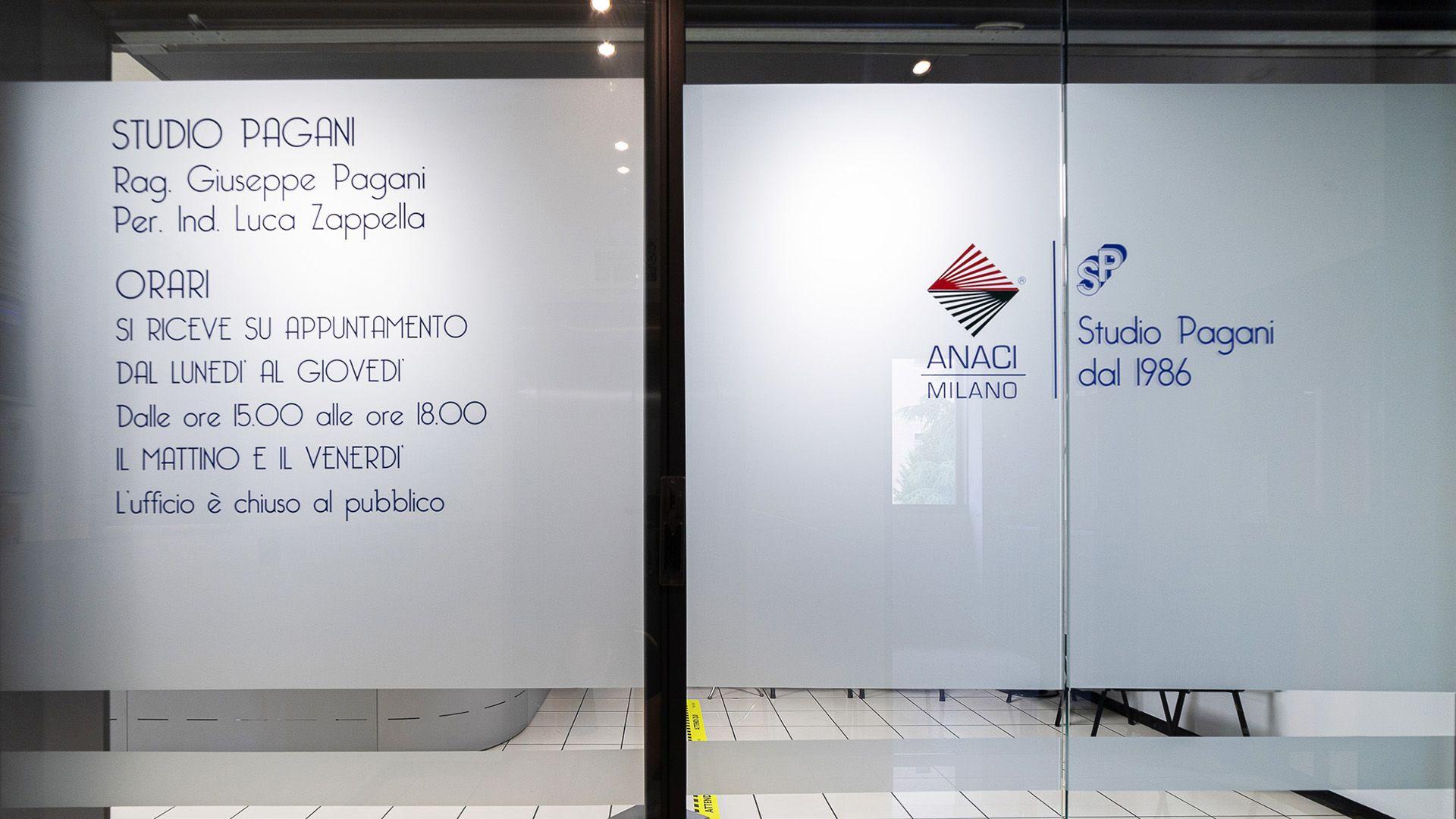 Studio Pagani Amministrazioni Condominiali dal 1986